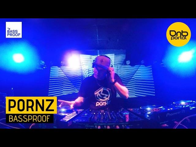 Pornz Bassproof 31 12 2017 Live Faval Music Circus