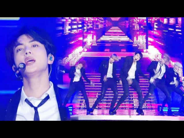 방탄소년단(BTS), 제대로 폼낼 줄 아는 남자들의 화끈한 무대(HOT STAGE) 'MIC Drop' @2017 SBS 가요대전