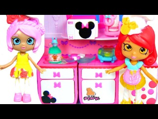 Shopkins + Disney СОСЕДИ! Шопкинс + Дисней! Игрушки для Девочек! Видео для Детей | Май Тойс...