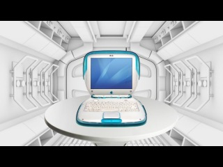 Apple iBook G3 Clamshell - Интернет без проводов