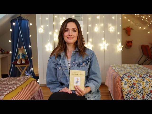 The Tale of Peter Rabbit read by Rose Byrne