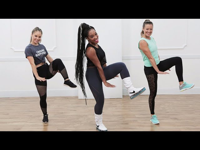 30 Minute Hip Hop Tabata to Torch Calories