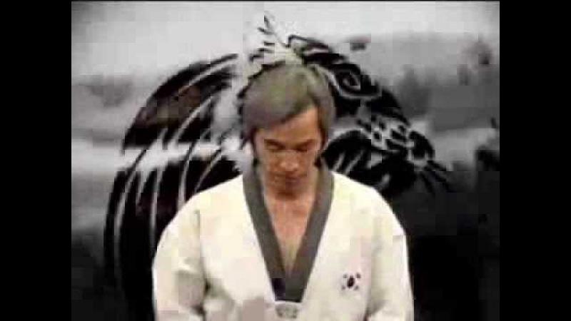 Kang Shin Chul - Kibon Yoso - Basic Techniques of Taekwondo 강신철 기본 요소 태권도 남창도장