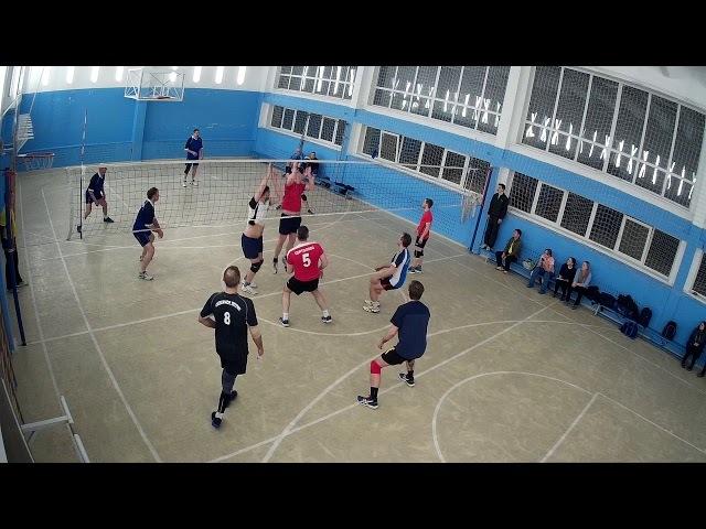 ЛАЙТ-КЛАССИКА 2-0, Внутреннее первенство Сертолово по волейболу 2018 0221 Часть 1
