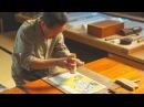 Traditional Japanese Printmaking 2 🖼️ Unintentional ASMR (scratching, brushing sounds)
