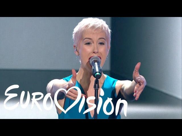 SuRie performs Storm Eurovision 2018 UK entrant Eurovision You Decide BBC