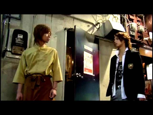 Misaki Number One Kitayama Hiromitsu and Fujigaya Taisuke