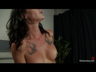 Morgan  Bailey [Tattooed Shemale]