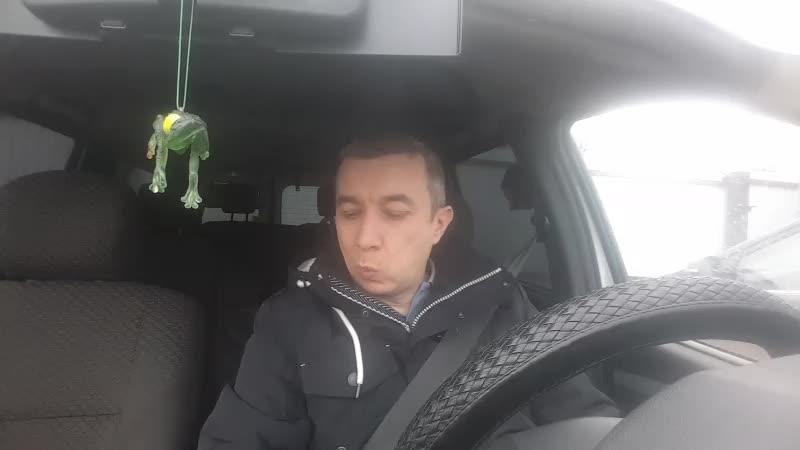 Тест бензина Аи92 на трассе Казань-х