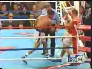 Лучший раунд в истории мирового бокса. Артуро Гатти -  Микки Уорд  (9-й раунд)