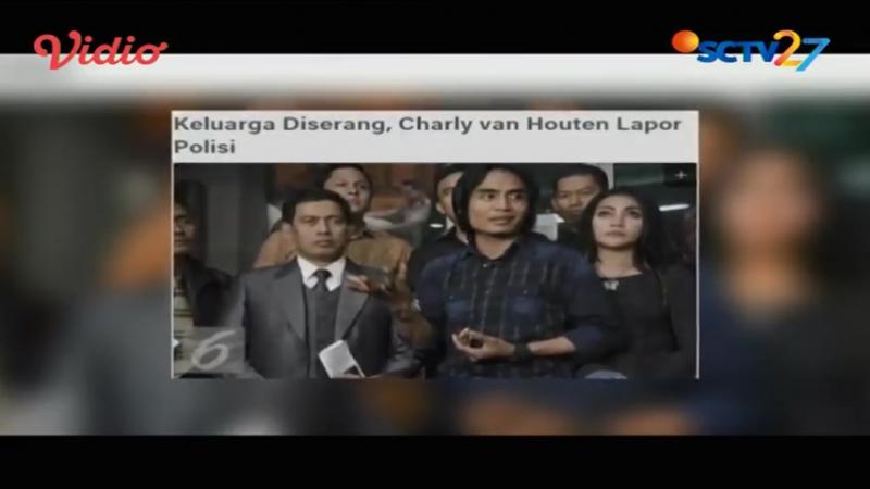 Charlie Van Houten Lapor Kasus Penyerangan di Rumahnya