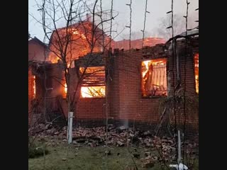 Пожар в доме звезды Аншлага Николая Бандурина