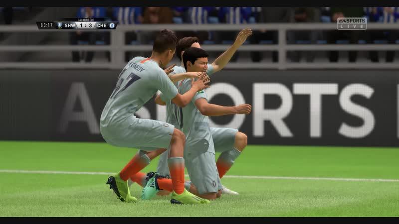 FIFA19 / Анді Нажар шокує суперника)