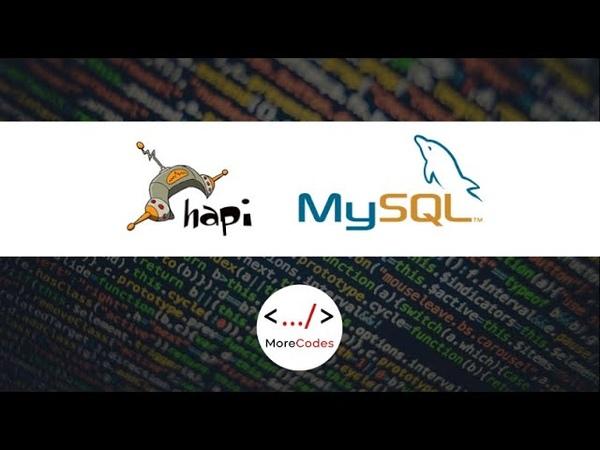 HapiJS MySQL - User Registration and Login - Explainer Video