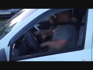 Самооборона в автомобиле