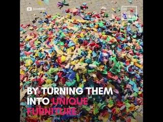 Как перерабатывают игрушки