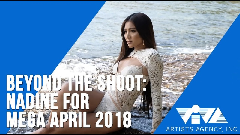 Beyond the Shoot: Nadine Lustre ft. Lustrous for Mega April 2018 issue