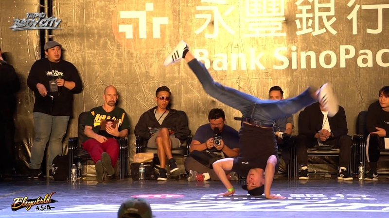 Waseda Breakers vs Predatorz | 8-4 | 4on4 | Taipei Bboy City x RF Jam