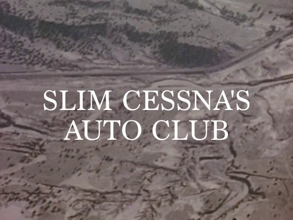 Slim Cessna's Auto Club ~ New Year's Eve 2018