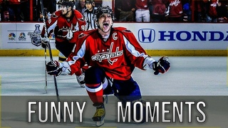 Alex Ovechkin - Funny Moments