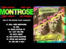 Montrose 1974 Record Plant Sausalito