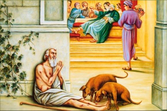 Толкование воскресного Евангелия. Неделя 23-я по пятидесятнице