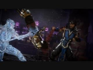 Mortal Kombat 11 - Фаталити-трейлер