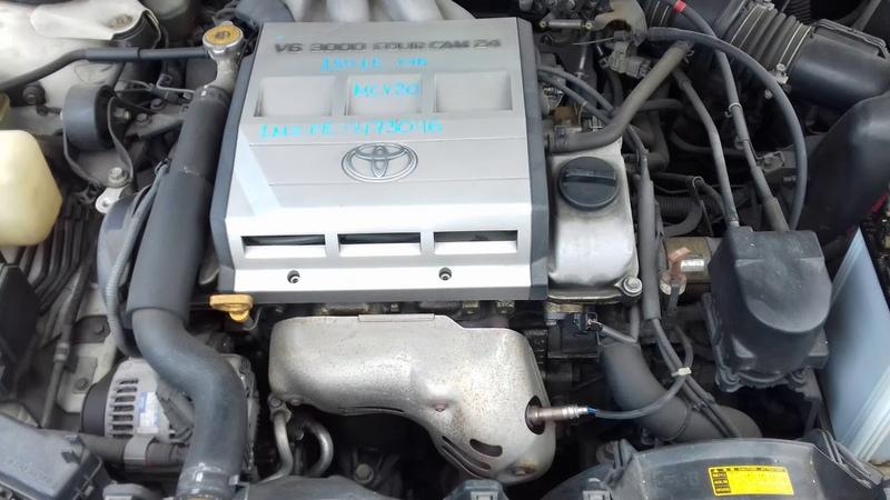 ДВС Toyota 1MZ FE 0473046