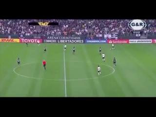 Corinthians vs colo colo. resumen extendido goles copa libertadores 201