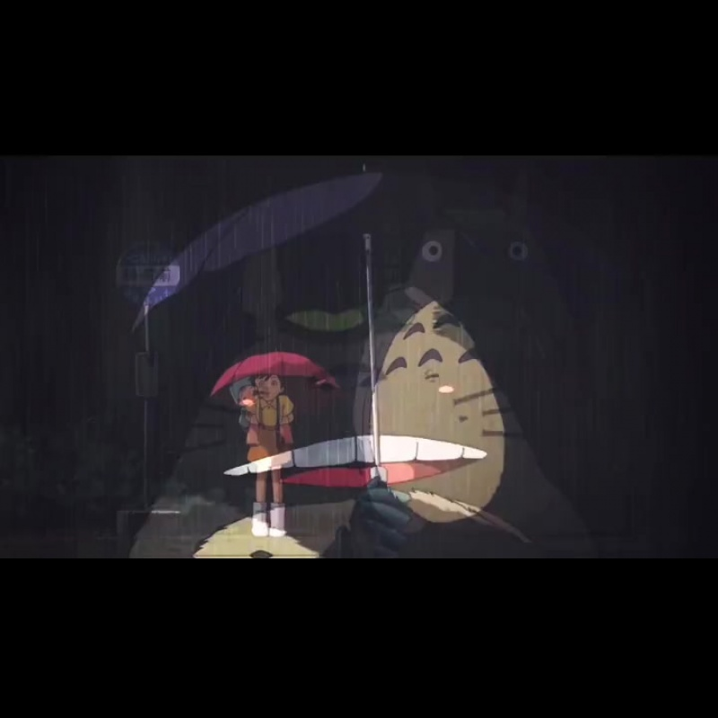 Tonari no Totoro | Мой сосед Тоторо | VINE | Вайн