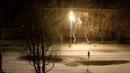 НD футаж 28 в моём городе снег