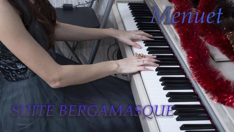 Suite Bergamasque - Menuet