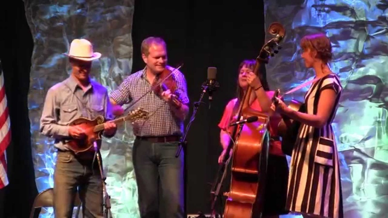 A Fool Such As I - Foghorn Stringband at CBA Festival