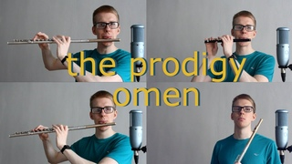 The Prodigy - Omen (flute cover by Alex Petrov)