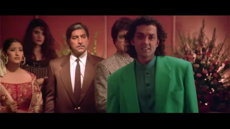 Gupt 1997 Тайна Bobby Deol Manisha Koirala Kajol