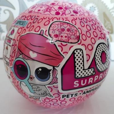 Купить ЛОЛ Пузырящийся сюрприз, LOL Bubbly Surprise Pink