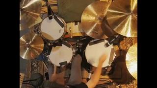 Запись барабанов - студия звукозаписи