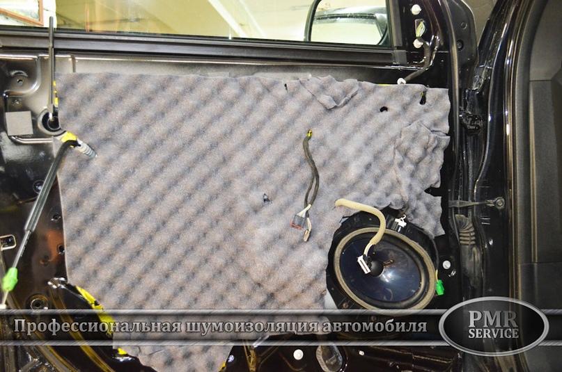 Шумоизоляция Ford Explorer, изображение №15