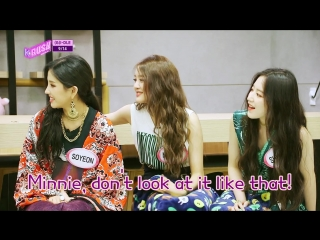 180912 (G)I-DLE KBS World Idol Show K-RUSH Season3 -  Preview @ Show