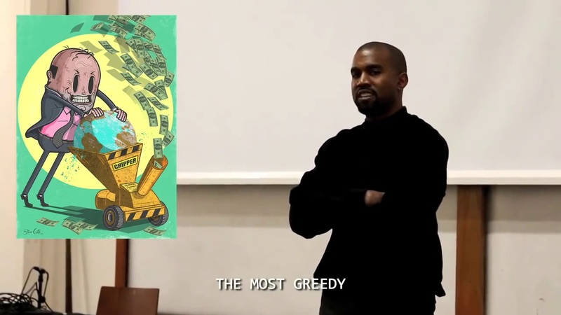 For those who still Misunderstand @KanyeWest.