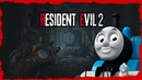 Resident Evil 2 Remake - Thomas the Tank Engine mod gon' give it to ya
