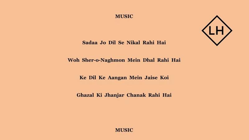Hamari Saanson Mein Lyric ( 40 ) Pakistani LH Co. LYRIC-Helper YouTube