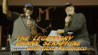 ARTIST SERIES -  Danny Seraphine by Dom Famularo at The Sessions