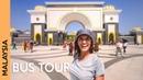 What to do in KUALA LUMPUR, MALAYSIA: Istana Negara, Botanical Garden   Vlog 4
