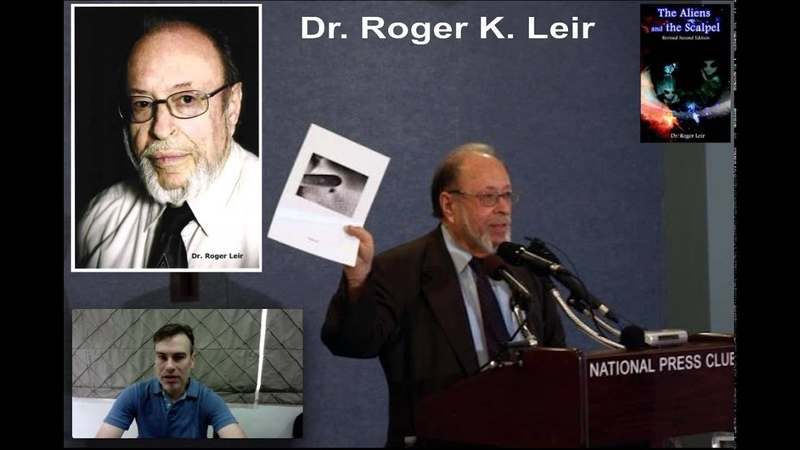 Dr. Roger K. Leir, UFO Researcher Passed Away On March 15, 2014, UFO Sighting News.