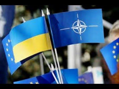 Прес-конференція генсека НАТО Єнса Столтенберга та Володимира Зеленського