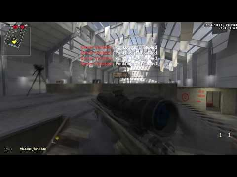 Call of Duyt 4 pormod / MacLar1k vs skYER map 1