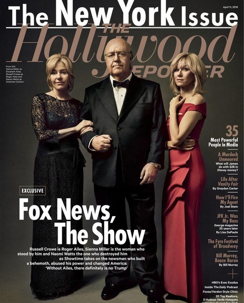 2019-04-11 The Hollywood Reporter