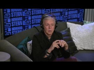 Howard Stern Interview – Paul McCartney