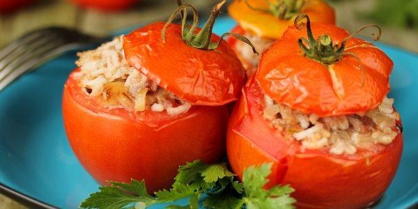 12 простых рецептов фаршированных помидоров, изображение №3